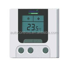 Network ModBus modulating and floating signal control PID Temperature room thermostat