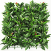 Artificial Fence Decorating Fence Landscape Leaves