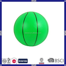 China manufacture bulk pvc plastic basketball
