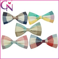 Wholesale Hair Accessories Set Hair Bow For Girls With Clip (CNHBW-14091309)