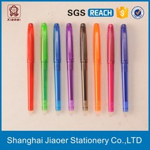 Hot sale ink ballpoint pen eraser for school student (X-8802)