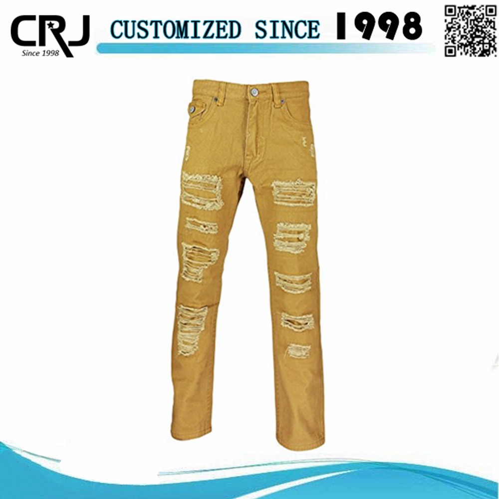 Customize 100% Rayon Trousers For Men