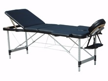 High quality folding facial bed aluminum massage table