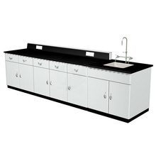 Laboratory working equipment lab edge bench for dental