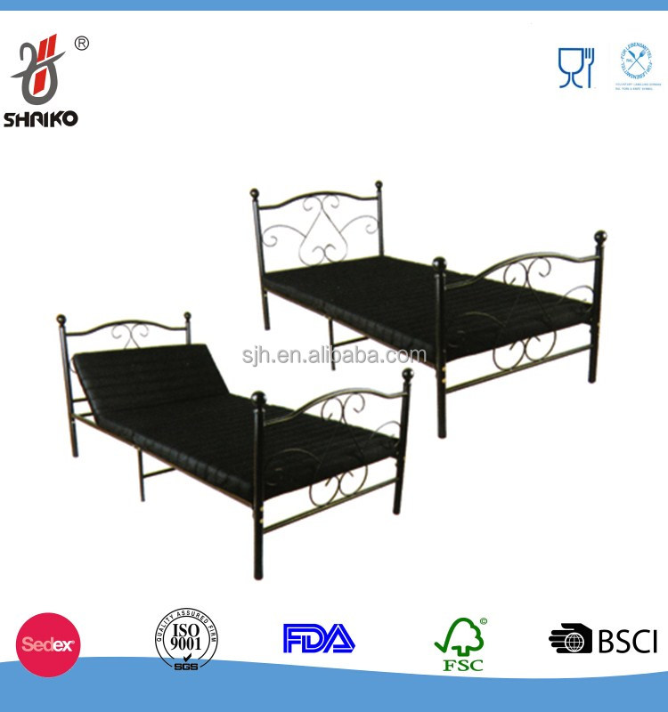 High Quality Hight Adjustment Folding Bed