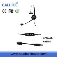 After-sales Service Provided wired headset for laptop with microphone