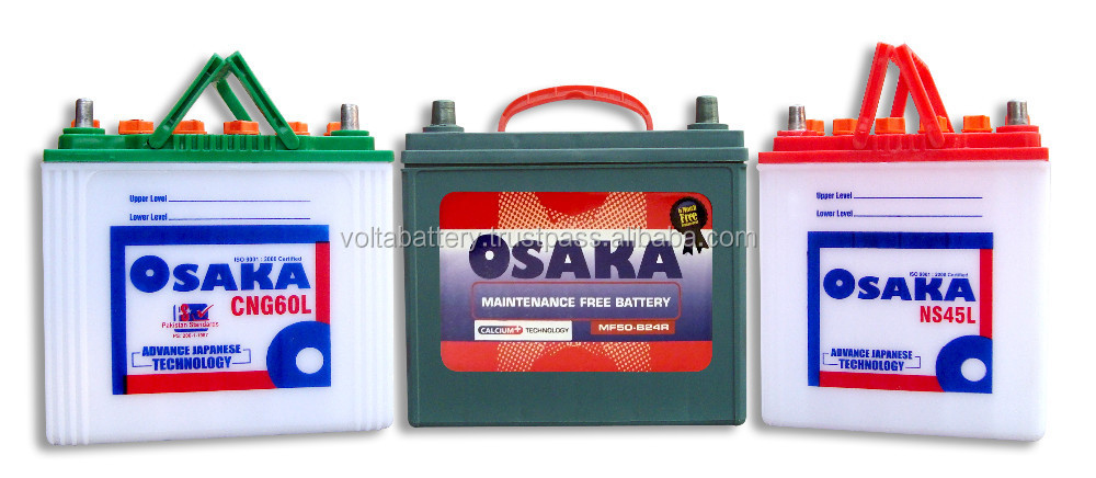 osaka automotive battery 12 v 32 AH - 220 AH