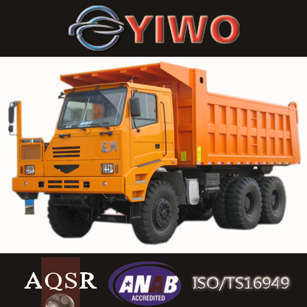 Utility off-highway Articulated Dump Trucks mining haulage
