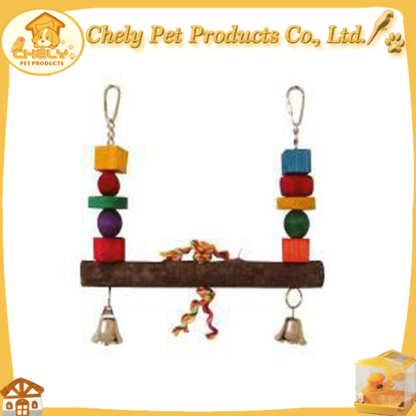 Cute Training Toy Wooden Balancing Bird Toy New Fashion Pet Toys