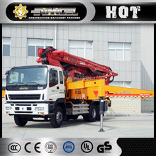 New arrival high performance famous brand XCMG Truck Mounted Concrete Pump HB41