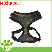 Amazon Hot Sale Outdoor Adjustable Polyester Air Mesh Padded Lightweight Pet Collar Leash No Pull Dog Harness Vest