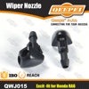 OEM Windshield Washer Nozzle Spray Jet Front Left Right Pair for Honda RA6