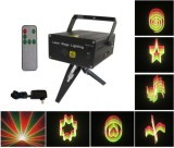 Mini Laser Stage Light with Remote Controller/mini galaxy laser projector light