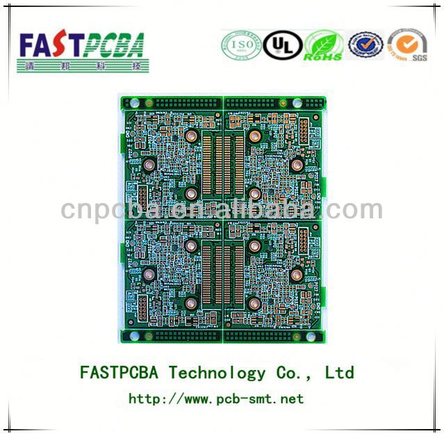 Customized tcp/ip wiegand access control board
