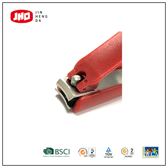 Hot Sales Good Quality Stainless Steel Cantilever Nail Clipper With Catcher For Finger Nail Or Toe Nail
