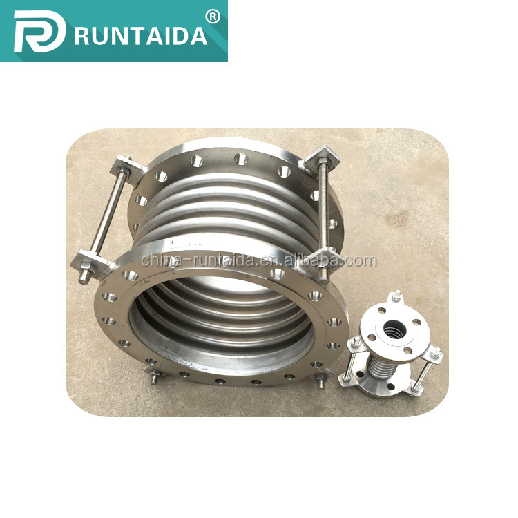 Hot china products wholesale stainless steel expansion joint metal bellows