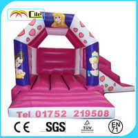 CILE Factory Direct Selling Indoor Jumping Inflatable Combo Bouncer Mini House