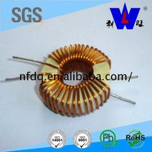 Different Models of amorphous core toroidal inductor common mode choke manufactured in China