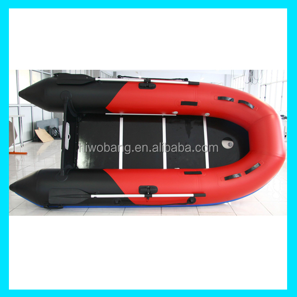 Cheap Inflatable Lake Sport Fishing Boat