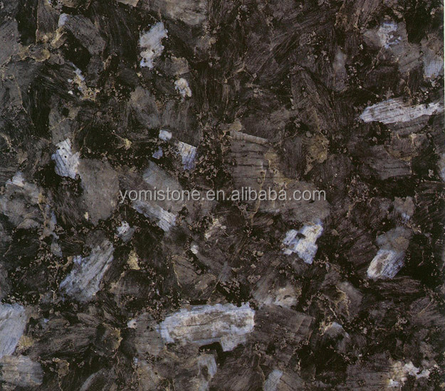 "Hot Sale High Quality 96""*26""*3/4"" Laminated Nature Granite Kitchen Countertop"