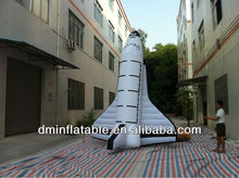 HOT sale ! new advertising inflatable spacecraft, inflatalbe space shuttle , inflatable space vehicles P-18Q