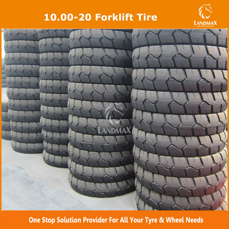 Forklift Tire Rims 10.00-20
