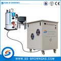 hho 100% central heating gas fired aluminum melting furnace heater