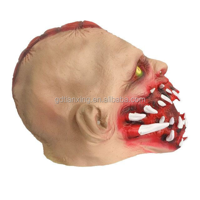 Carnival Halloween scream ghost mask party cosplay PVC mask