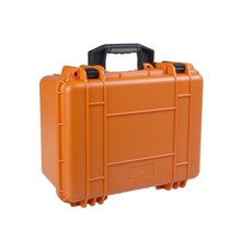 ABS plastic electronic equipment case with foam
