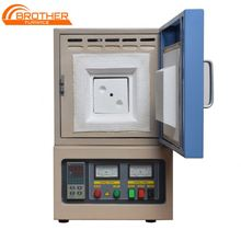 2016 New 1700C high temperature electric muffle furnace for lab