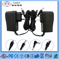 12v 2a wall switching universal power adapter for LED light bar with US UK EU AU plug