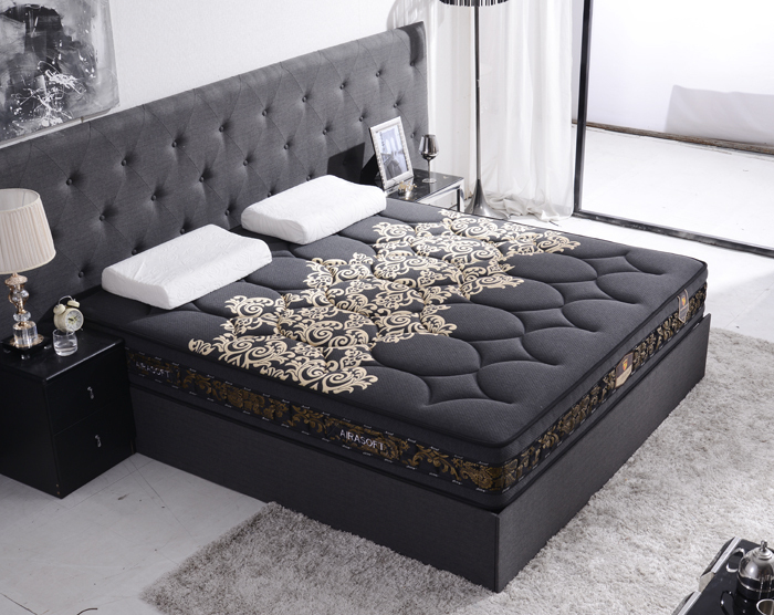 Black California King Size Memory Foam Mattress Price Buy Mattress Price Memory Foam Mattress