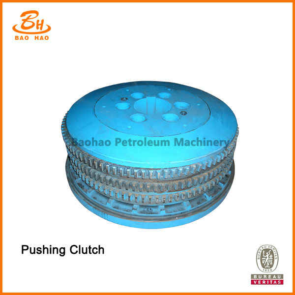 High Quality Oil Field Equipment Pushing Type Clutch