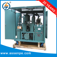 Automatic control type oil transformer used transformer oil purification plant