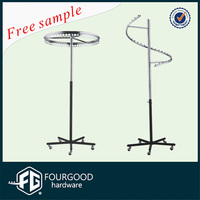 Export Metal Clothes Display Rack/Clothes Stand