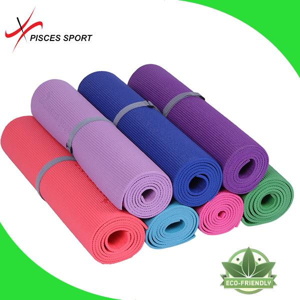 Factory direct sale pvc yoga mat with great price