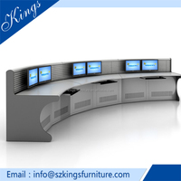 KT55 Industrial monitor Security Control Room Equipment