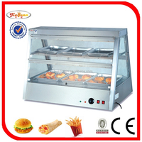 Electric Hot Food Warmer Cabinet DH-2x4