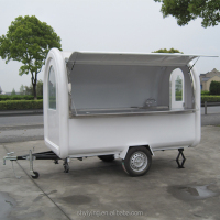 2014 Newly Yiying YY-FR280B New type Fast Food Van for sale ( CE/ISO9001/BV)
