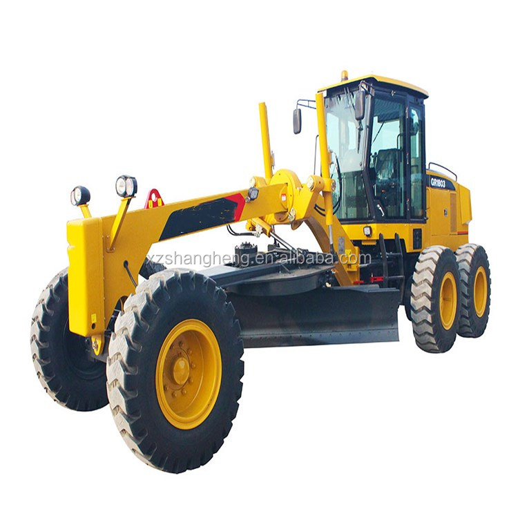 180HP Brand New Motor Grader GR1803 With Best Price