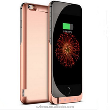 7000 Mah Power Case External Battery Backup Power Case Charger Cover Pack Power Bank Fits For Apple iPhone 6/6s 4.7 Battery Case