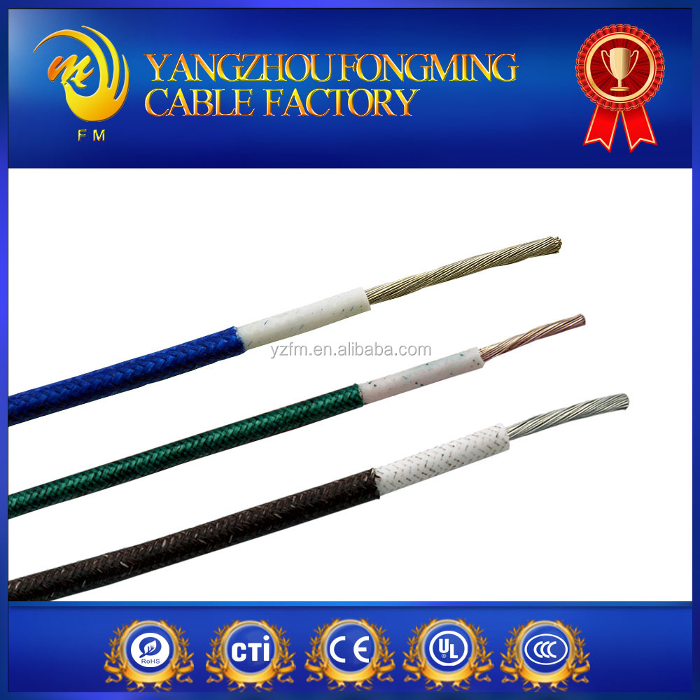 UL3122 600V 200C Tinned Copper Wire with High Temperature and High Voltage Electric Tinned Copper Wire
