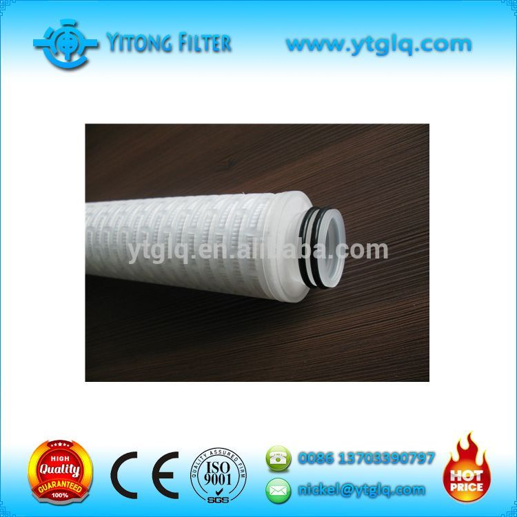 How o filter iron water? Well water filtration direct drinking 2 filter cartridge