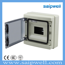 SAIP/SAIPWELL Hot Sales Plastic Waterproof Box ABS/PC Outdoor Telephone Distribution Box