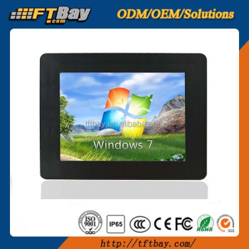 12.1'' CPUi3 computer with touch screen for industrial use