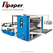 OPZ-6T Tissue paper making machine automatic facial tissue paper folding machine