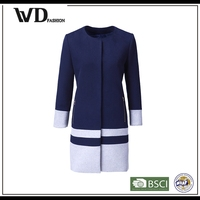 Online shopping alibaba latest women blazer design and lady coat