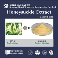 Manufacture Supply Plant Extract Honeysuckle Flower Extract
