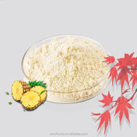 Bo luo Bulk 100% pure Pineapple Fruit Extract / Pineapple P.e. Enzyme