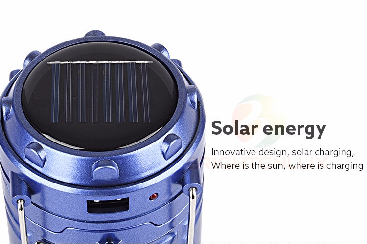 Factory Supply Cheap Super Bright Solar Charging 3 in 1 Multi-function Plastic Potable led Camping Lantern with Flashlight